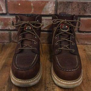 Irish Setter Steel Toe Work Boots